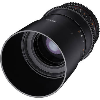 Rokinon 100mm T3.1 Cine DS Lens for Canon EF Mount