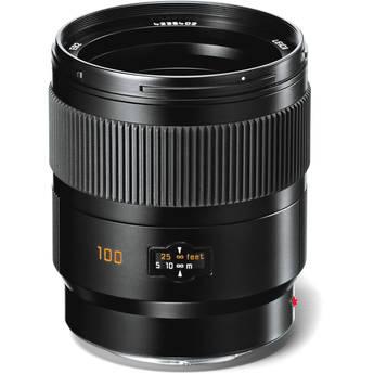 Leica Summicron-S 100mm f/2 ASPH Lens