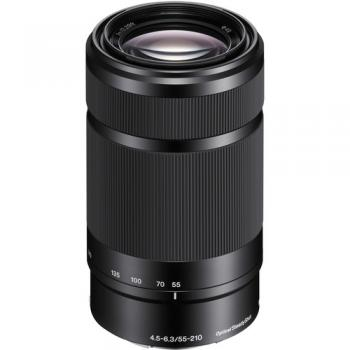 Sony SEL55210 E 55-210mm f/4.5-6.3 OSS E-Mount Lens (Black)