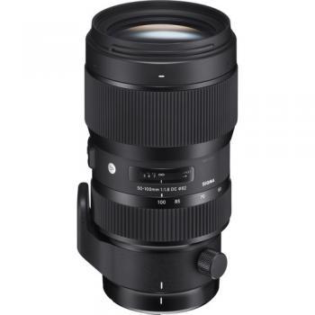 Sigma 50-100mm f/1.8 DC HSM Art Lens for Nikon