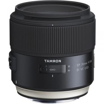 Tamron SP 45mm f/1.8 Di VC USD Lens for Canon EF