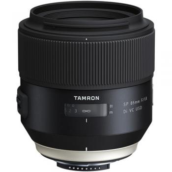 Tamron SP 85mm f/1.8 Di VC USD Lens for Nikon F