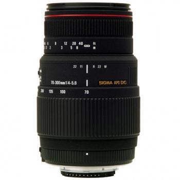 Sigma 70-300mm f/4-5.6 APO Macro Autofocus Lens for Sony Alpha Series