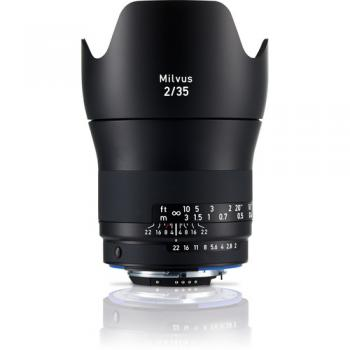 Zeiss�Milvus 35mm f/2 ZF.2 Lens for Nikon F