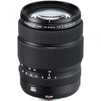 FUJIFILMGF 32-64mm f/4 R LM WR Lens