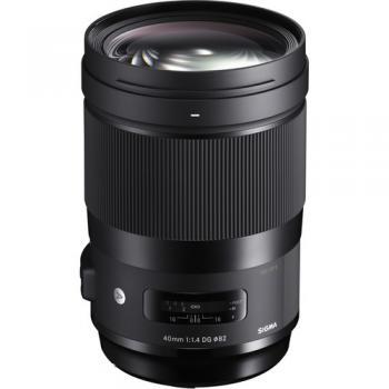 Sigma 40mm f/1.4 DG HSM Art Lens for Nikon F