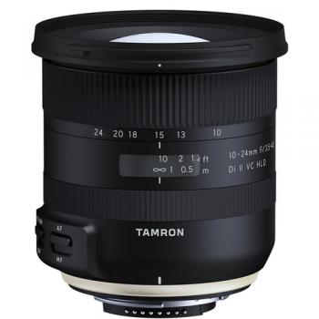 Tamron�10-24mm f/3.5-4.5 Di II VC HLD Lens for Nikon F