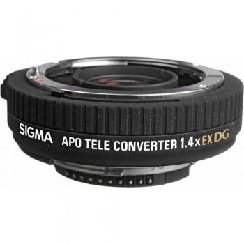 Sigma 1.4x DG EX APO Teleconverter For Nikon AF