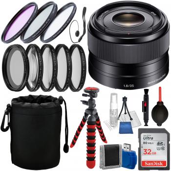 Sigma 20mm f/1.4 DG HSM Art Lens for Nikon F and Accessory Bundle