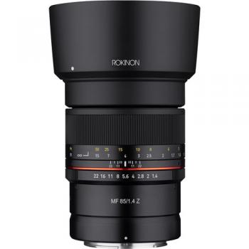Rokinon 85mm f/1.4 Lens for Nikon Z