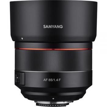 Samyang AF 85mm f/1.4 F Lens for Nikon F