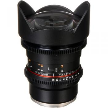 Rokinon 14mm T3.1 Cine DS Lens for Sony E-Mount