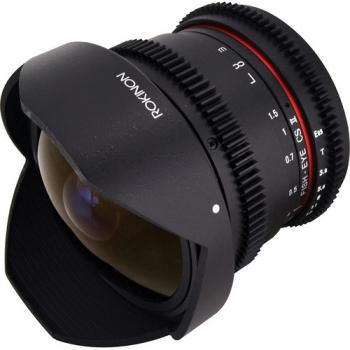 Rokinon 8mm T3.8 Cine UMC Fisheye CS II Lens for Sony E Mount