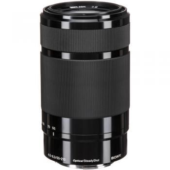 Sony E 55-210mm f/4.5-6.3 OSS Lens (Black)