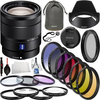 Sony Vario-Tessar T* E 16-70mm f/4 ZA OSS Lens - SEL1670Z Extreme Lens