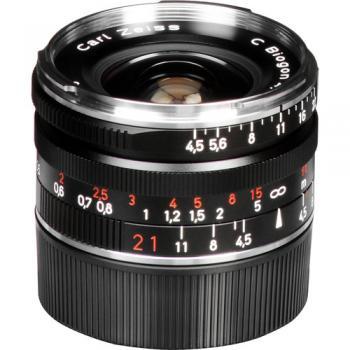 ZEISS C Biogon T* 21mm f/4.5 ZM Lens (Black)