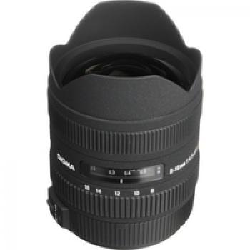 Sigma 8-16mm F4.5-5.6 DC HSM Ultra-Wide Zoom Lens f/Sony/Minolta Digital SLR