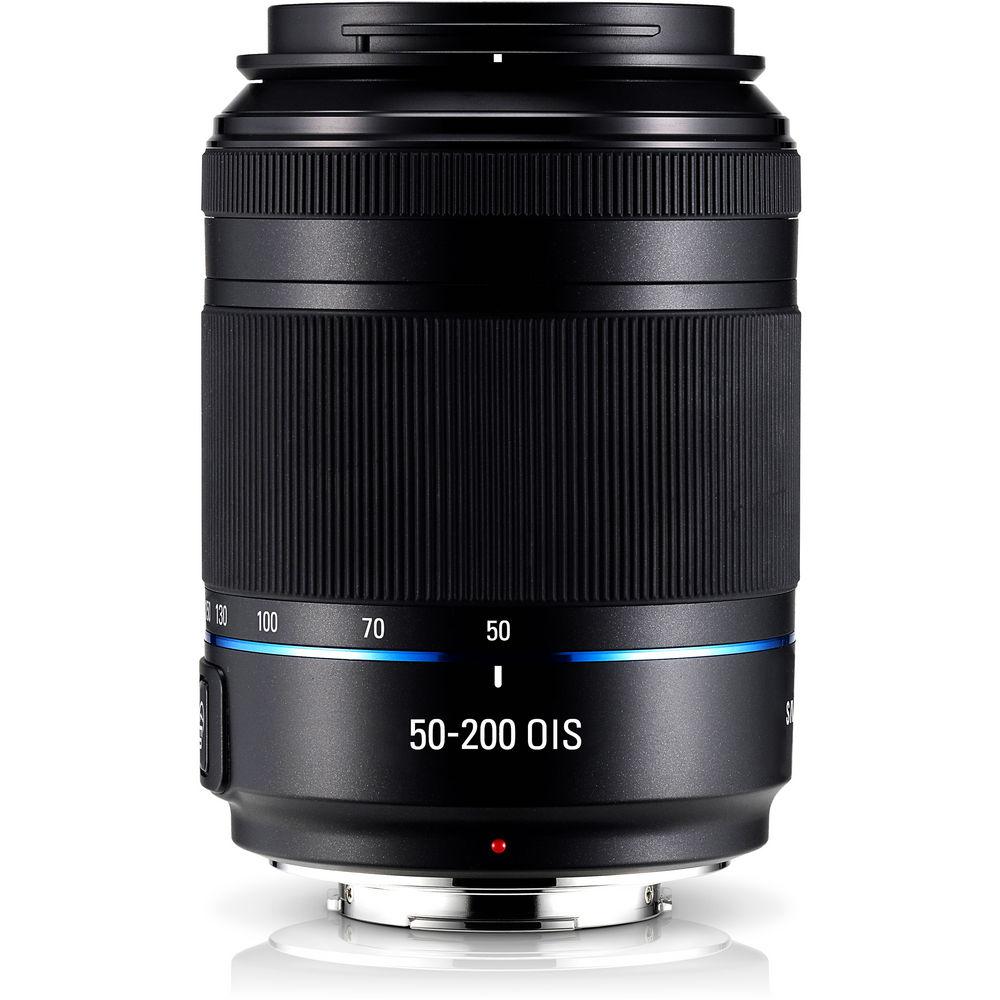 Samsung 50-200mm f/4.0-5.6 ED OIS II Lens (Black)