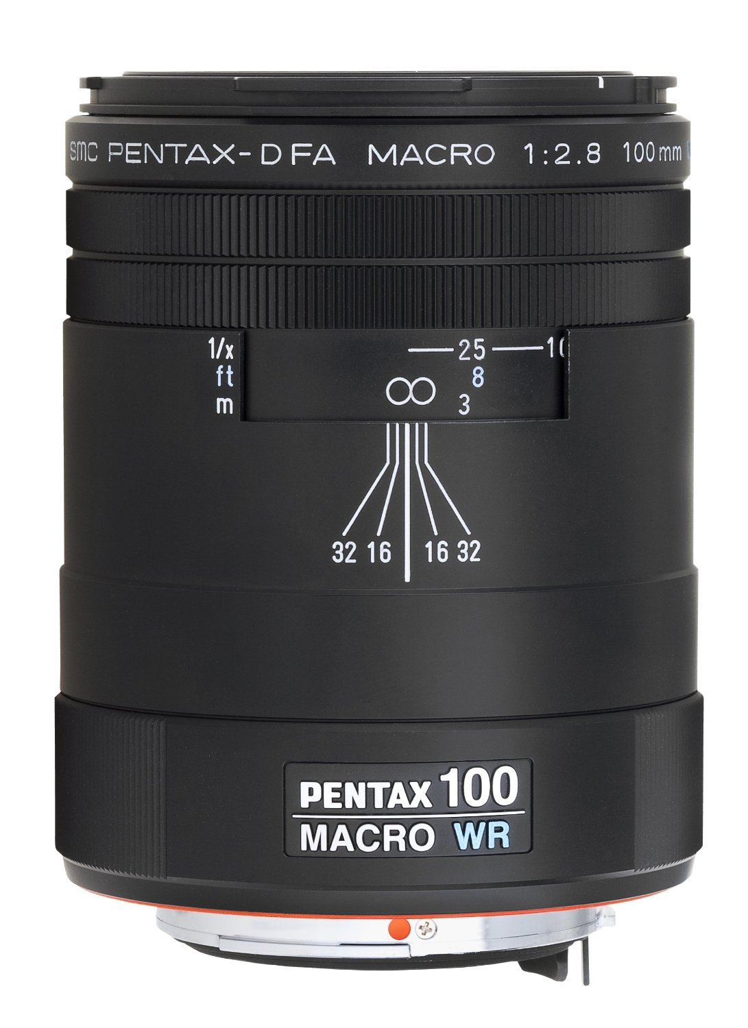 Pentax smc DFA Macro 100mm f/2.8 Weather-Resistant Macro Lens