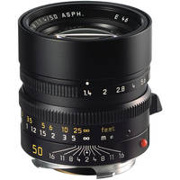 Leica Summilux-TL 35mm f/1.4 ASPH Lens (Black Anodized)