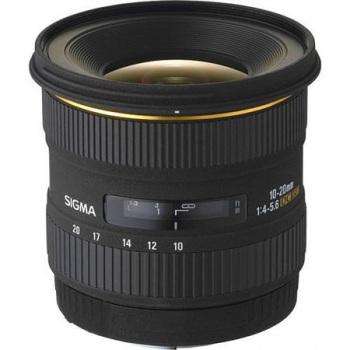 Sigma 10-20mm f/4-5.6D EX DC HSM Autofocus Zoom Lens for Nikon Digital