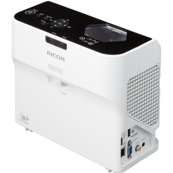 Ricoh PJ WX4130N Network Ultra-Short Throw Projector