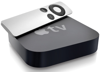 Apple Wireless TV MD199 3rd Generation