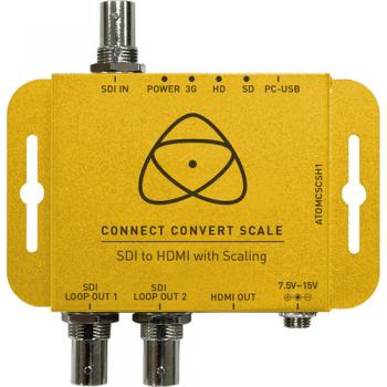 Atomos Connect Convert Scale | SDI to HDMI