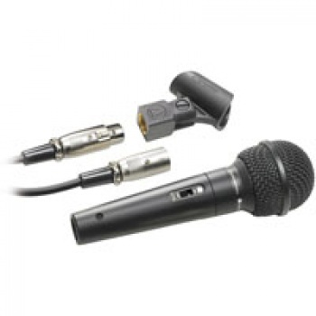 Audio Technica ATR1500 Dynamic Unidirectional Vocal/Instrument Microphone w/ On/Off Switch