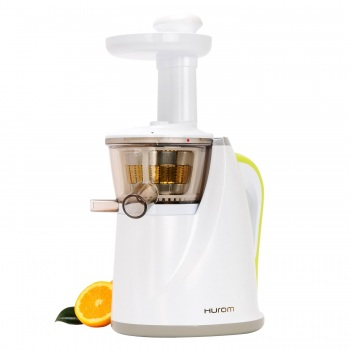 Hurom HU-100 Slow Juicer Snow White (USA Model)