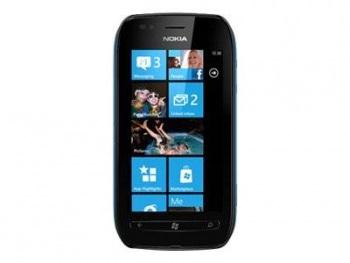 Nokia Lumia 710 Smartphone (Black)