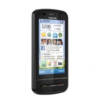 Nokia C6 Smartphone - Black