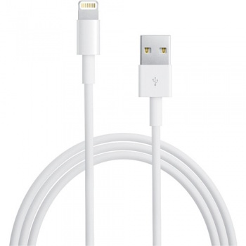 Apple Lightning to USB Cable (White)
