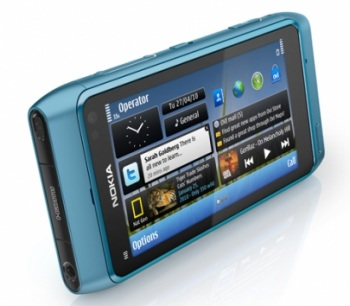 Nokia N8 Blue Smartphone