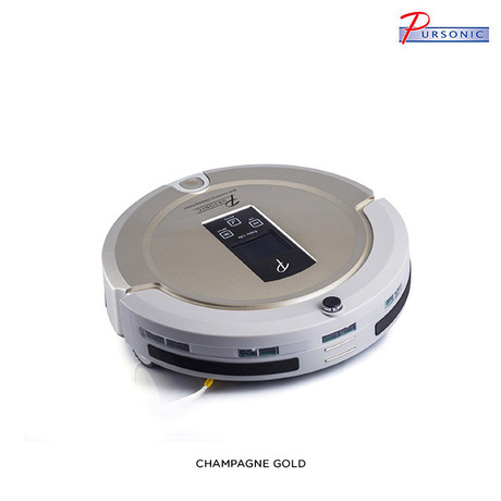 Pursonic i7 PRO Multifunction Robotic Vacuum (Champagne Gold)