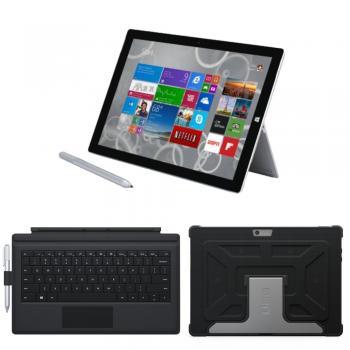 Microsoft Surface Pro 3 Core i5 256 GB HDD 8 GB Ram BUNDLE + Keyboard