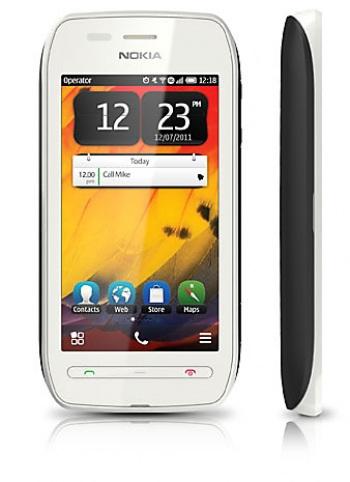 Nokia 603 - White