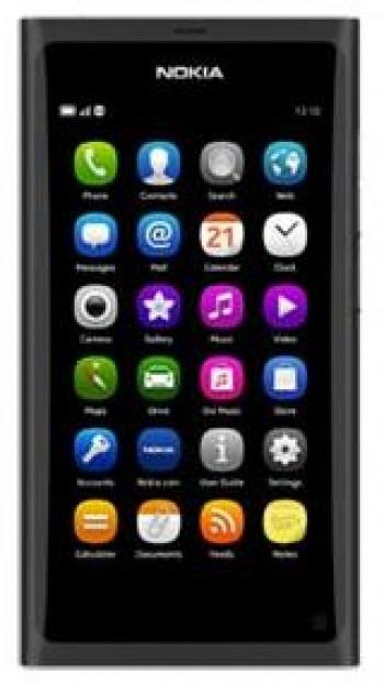 Nokia N9 16GB smartphone - Black