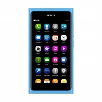 Nokia N9 Cyan 16GB Smartphone - Blue