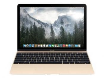 Apple 12-inch MacBook Retina: 8GB Memory | 256GB Fusion Drive 1.1GHz Intel Core M Processor MK4M2LL/A (Early 2015)