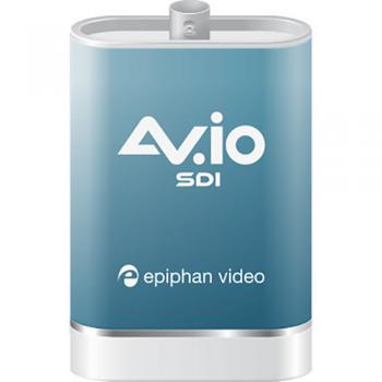 Epiphan AV.io SDI USB 3.1 Gen 1 Video Grabber