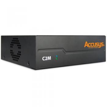 Accusys C2M - PCIe 3.0/2.0 to Thunderbolt 3 Converter