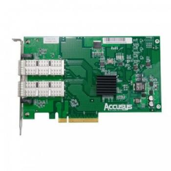 Accusys Z2M-G3 Dual Port QSFP HBA Card