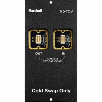 Marshall Electronics MD-TC-A TeleCube Fiber Optic Input / Output Base