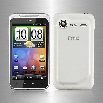 HTC Incredible S S710e - White