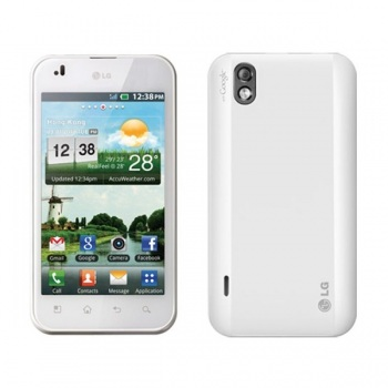 LG Optimus Black P970 ( White )