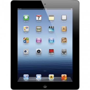 Apple 64GB iPad 3 with Wi-Fi MC707 (Black)