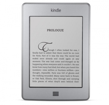 Kindle Touch Worldwide 3G + Wi-Fi 6