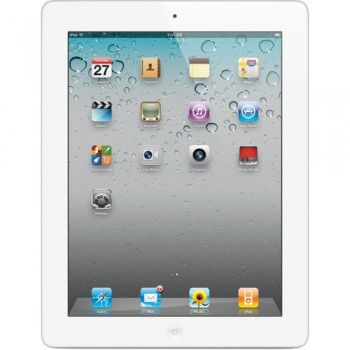 Apple 64GB iPad 2 with Wi-Fi (White)