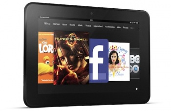 New Kindle Fire HD 7